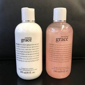 Philosophy Amazing Grace Duo